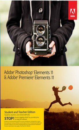 Adobe Photoshop Elements & Adobe Premiere Elements 11 Student Teacher Edition for Mac [Download]$119.99 Amazing Discounts Your #1 Source for Adobe Software and Software Downloads! Getpricesoftware.com Click On Pins For More Info