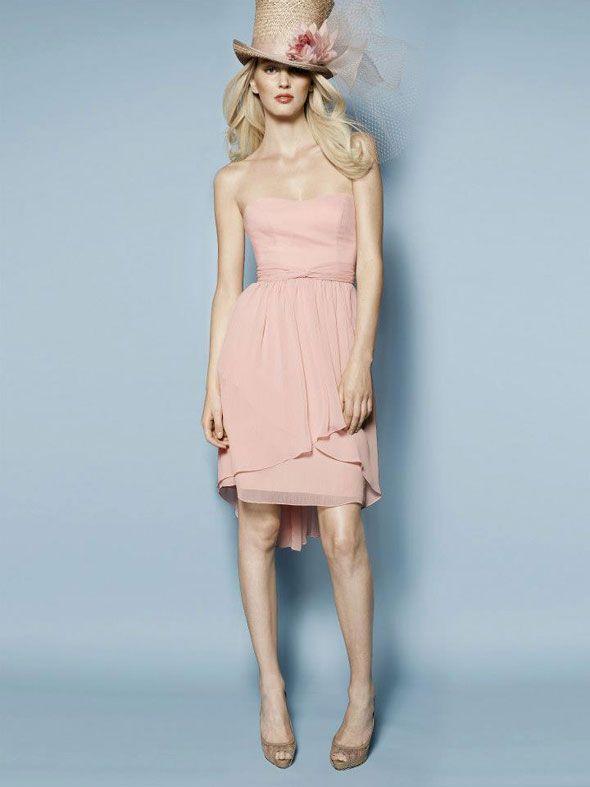 23 best Watters Bridesmaids Dresses images on Pinterest | Short ...