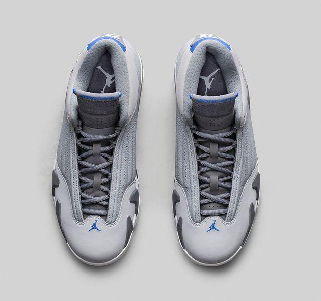 Air Jordan XIV Sport Blue