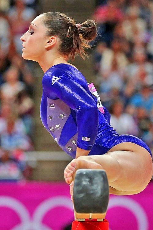 Jordyn Wieber, gymnasts will always be the most attractive type of girls to me...