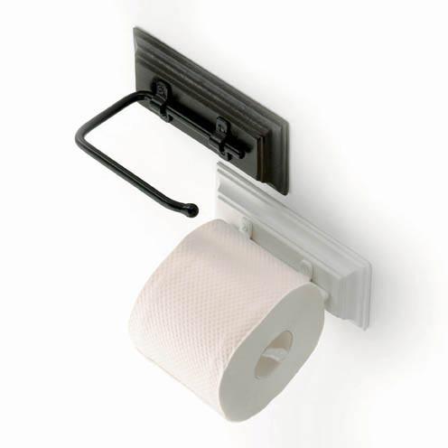 Mette og Dennis: Toiletpapir holder, ikke noget bestemt... bare noget praktisk :)