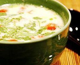 Том Ка Гай- тайский куриный суп
