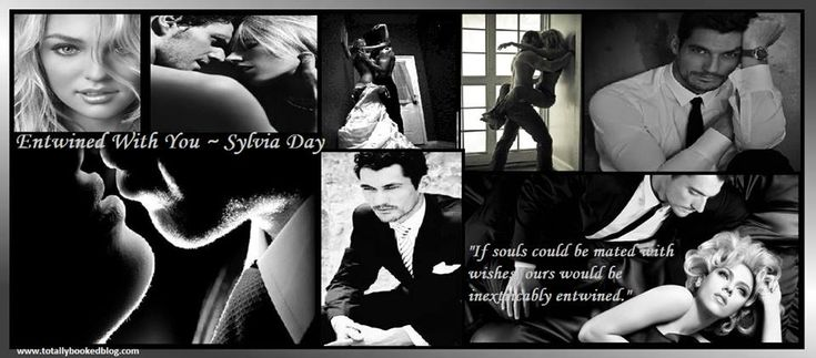 ENTWINED WITH YOU (Crossfire Series #3) by SYLVIA DAY - REVIEW & GIVEAWAY http://totallybookedblog.com/