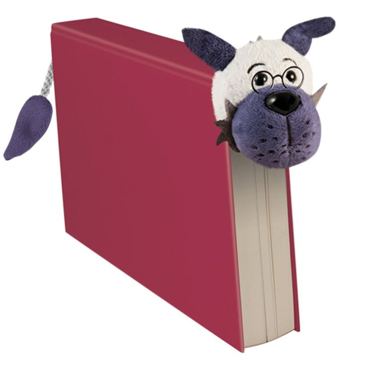 Tails Bookmarks - Dog  #ohnineone