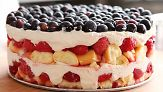 Everyday Food editor Sarah Carey shows you how to make a spectacular berry dessert that's perfect for your July 4 party -- or any summer cel...