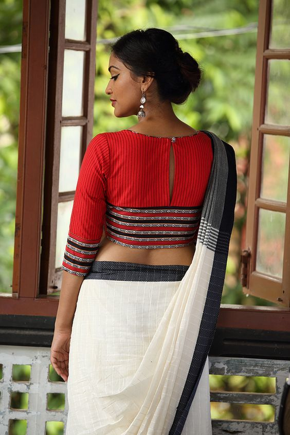 chaaya blouse design