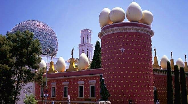 Dalí Museum - Gala-Salvador Dalí Square, 5, Figueres, Spain