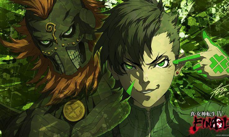 7th Dragon III Code: VFD y Shin Megami Tensei IV: Apocalypse confirmados para este invierno