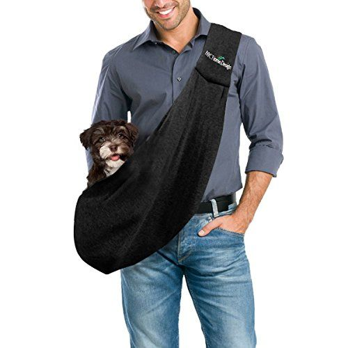 FurryFido Reversible Pet Sling Carrier for Cats Dogs Up to 13+ lbs | Dog Supplies - Warning: Save up to 87% on Dog Supplies and Dog Accessories at Our Online Pet Supply Shop