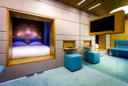 Book Hotel O in Paris, France – Reviews & Hotel Rates | Splendia - http://pinterest.com/splendia/