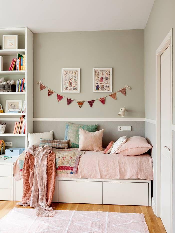 Una habitaci n crecedera en 2019 dormitorios - Decoracion habitacion infantil nina ...