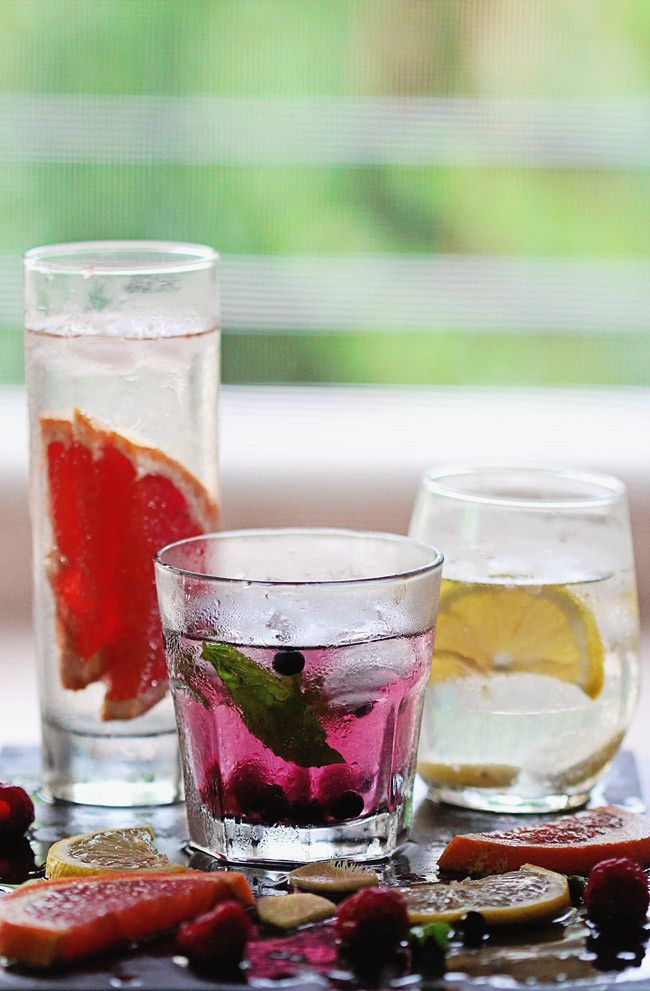 Vitamin-Infused Beauty Waters