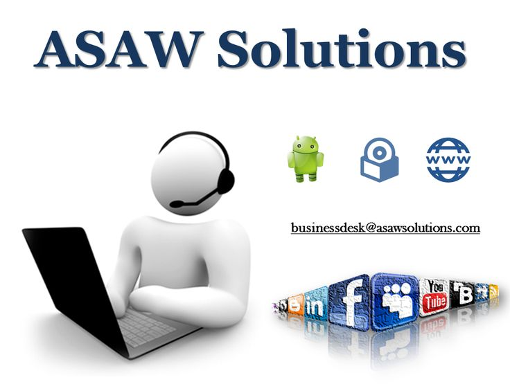 #ASAW Solutions provides the best and sophisticated #solutions in the field of #software, #android and #web #development.. We excel at customer support always there to assist you...