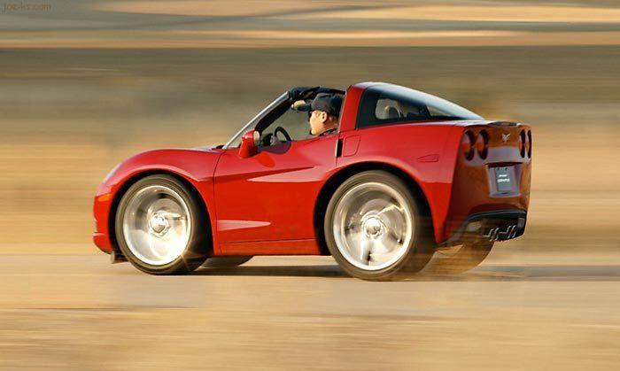Smart Car + Corvette= Smorvette LOL