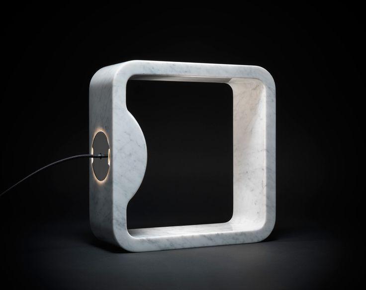 TATO | Dreamed and made in Italy | Quattrolati | Table Lamp | Design Hisham Kulhanek