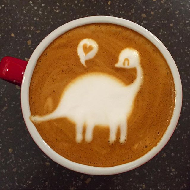 71 Best Images About Latte Art On Pinterest