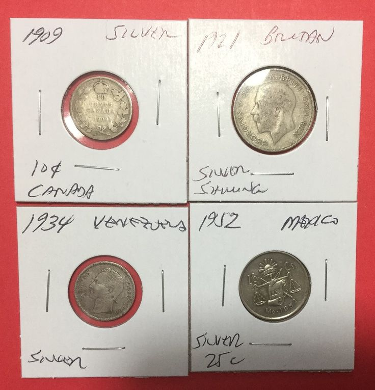 #New post #1909-1952 SILVER World Coin Collection of 4 Different! Old Coins!  http://i.ebayimg.com/images/g/GtYAAOSwa~BYXdwS/s-l1600.jpg   1909-1952 SILVER World Coin Collection of 4 Different! Old Coins!  Price : 3.25  Ends on : Ended  View on eBay  Post ID is empty in Rating Form ID 1 https://www.shopnet.one/1909-1952-silver-world-coin-collection-of-4-different-old-coins/