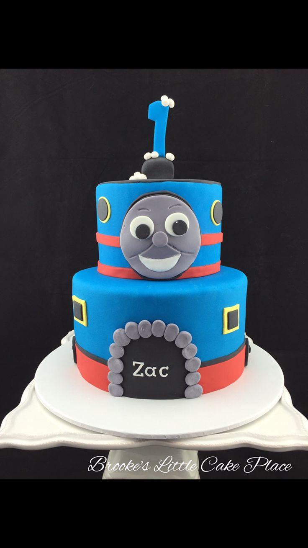 Train Birthday Cake Tesco