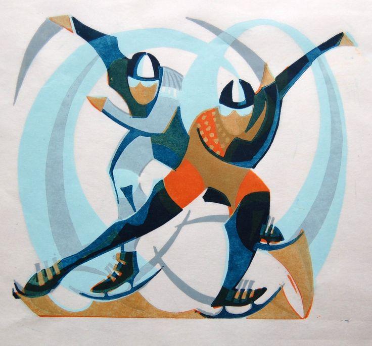 Paul Cleden - Speed Skate