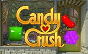 Jouez à Candy Crush gratuit, le populaire jeu du Web dans lequel vous devez faire des rangées de bonbons identiques et profitez des bonbons spéciaux!