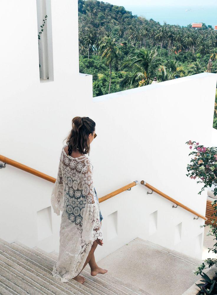 Lace kimono - Johanna p.