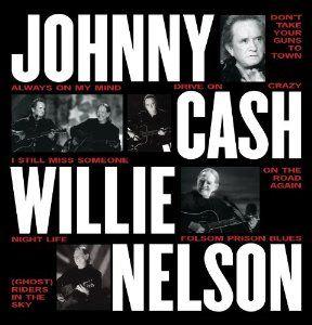 Johnny Cash & Willie Nelson VH1 Storytellers: Music