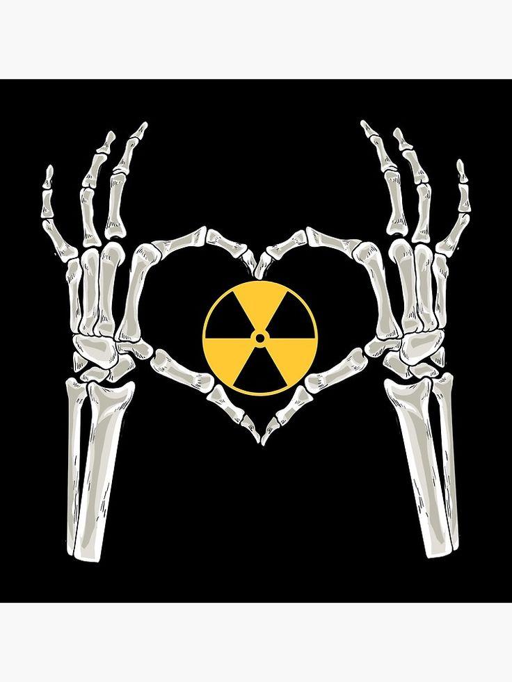 'Rad Tech X Ray Skeleton Radiology Technican Gift
