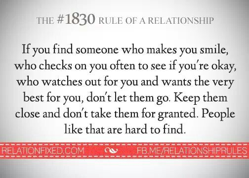 Relationship Rules 1830
