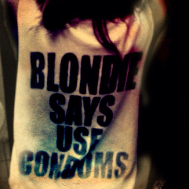 Blondie Tour Vintage T-Shirt