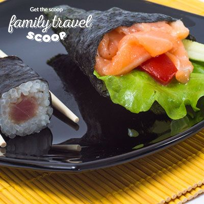 Delicious Japanese Food For Kids