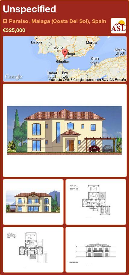 Unspecified in El Paraiso, Malaga (Costa Del Sol), Spain ►€325,000 #PropertyForSaleInSpain