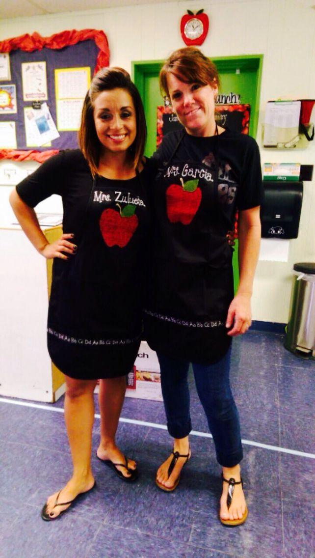Chalkboard teacher aprons                                                                                                                                                     More