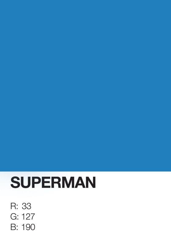 On a atteint la limite des affiches minimalistes super hero mini limite 08 geek design bonus