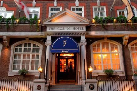 14 best the goring london images on pinterest europe for Boutique hotels just outside london