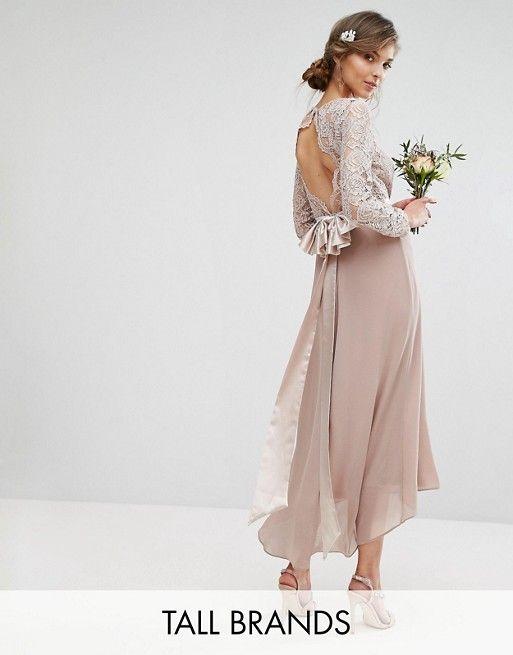 72 besten Dresses Bilder auf Pinterest | Brautjungfern, Festliche ...