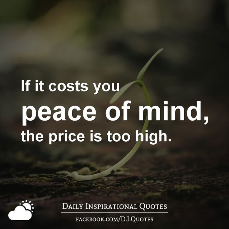 25+ best ideas about Peace Of Mind on Pinterest | Peace of mind quotes,  Buddha death and Zen quotes
