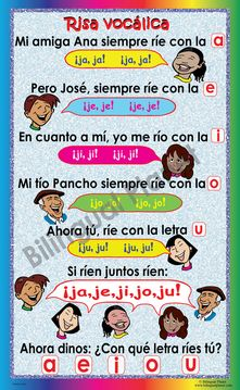This poster can be purchased directly from Bilingual Planet this coming fall 2014 Poster is http://www.bilingualplanet.com/ordercatalog.html Join The Learning Patio $1.99 allows you to download everything on our site!!
