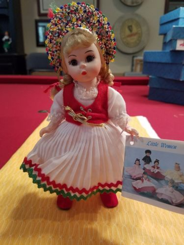 madame-alexander-8-inch-Hungary-with-original-tags-and-box