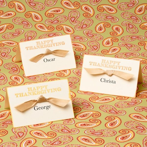 133 best images about design food place cards table for Diy thanksgiving table place cards