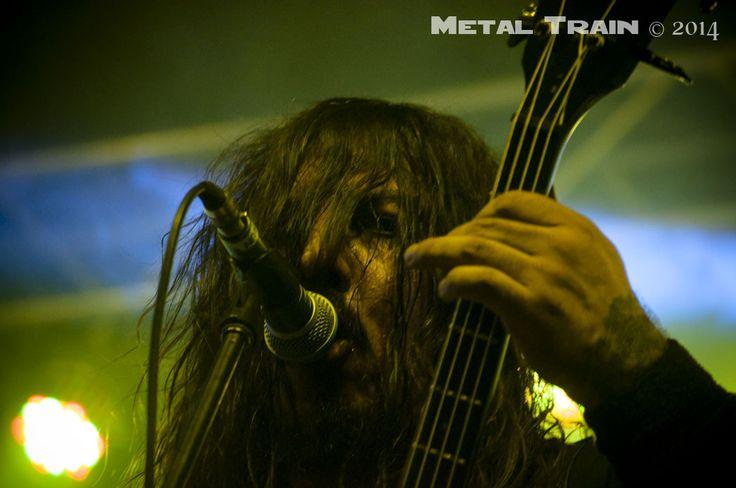Krisiun in Bogota - Metal Train