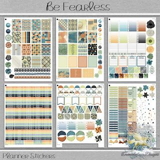 Dreamn4ever Designs: Free Planner Stickers
