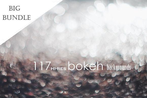 Bokeh bundle by EkaterinaPlanina on @creativemarket