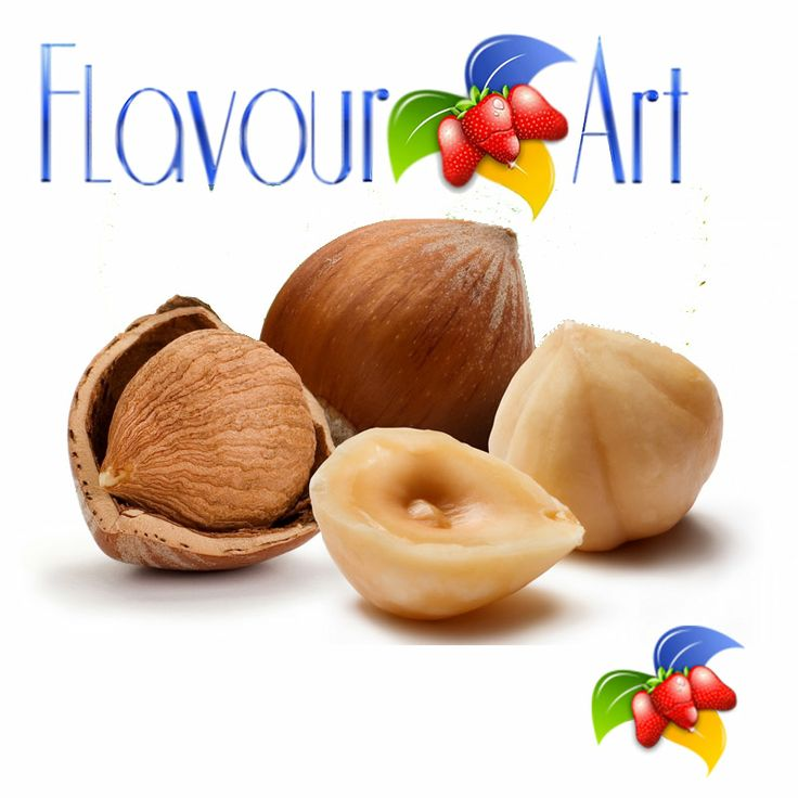 Flavour Art - Fındık Elektronik Sigara Likiti