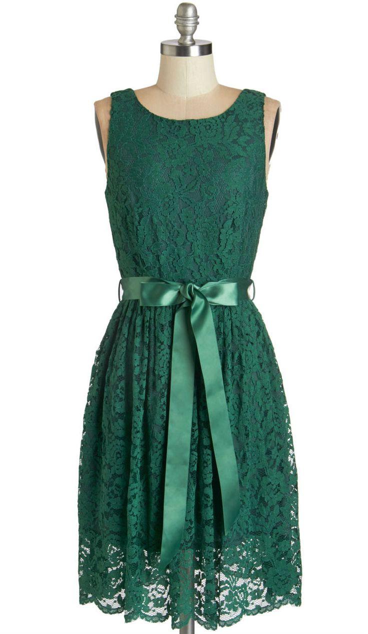 Best 25+ Green lace dresses ideas on Pinterest   Green ...