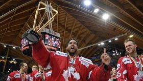 Team Canada swept through Spengler Cup tournament to win their third consecutive title this morning in Davos. Team Canada beat...