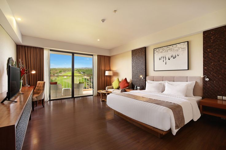 Imagine waking up in a spacious and comfortable rooms with a great view