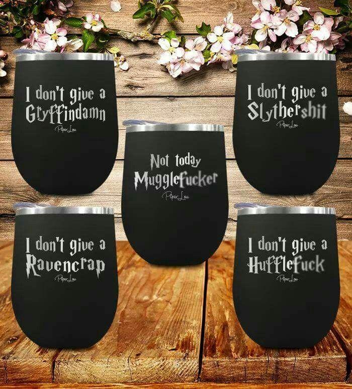 0e1df905eca Not Today Mugglefucker 😂   Cricut   Harry potter mugs, Harry potter ...