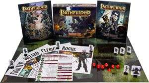 Pathfinder Beginner Box (ok...not a board game but I want it)