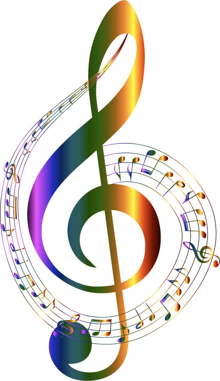 Музыкальный ключ картинка