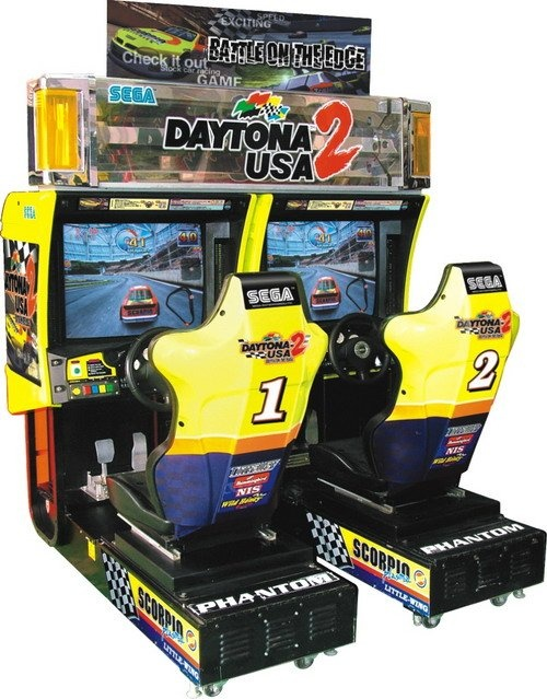 daytona arcade machine for sale uk